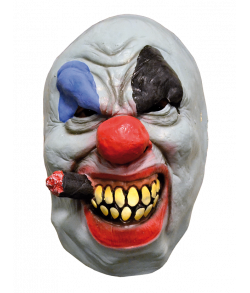 Scary Clown maske