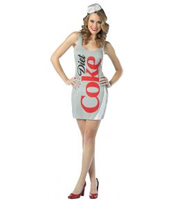 Diet Coke kjole