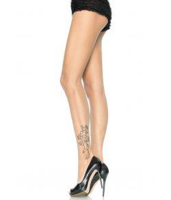 Tattoo strømpebukser