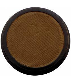 Eulenspiegel mørkebrun sminke, 20 ml.