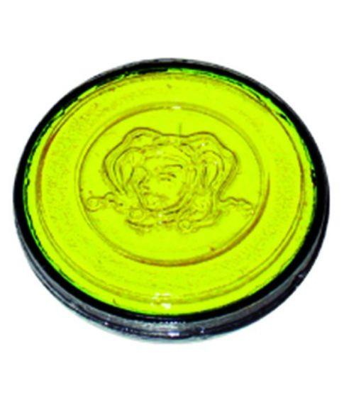 Eulenspiegel Neongul sminke, 3,5 ml