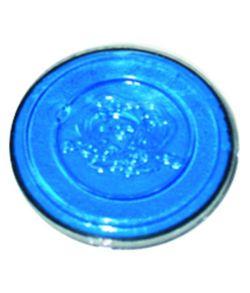 Eulenspiegel Neonblå sminke, 3,5 ml