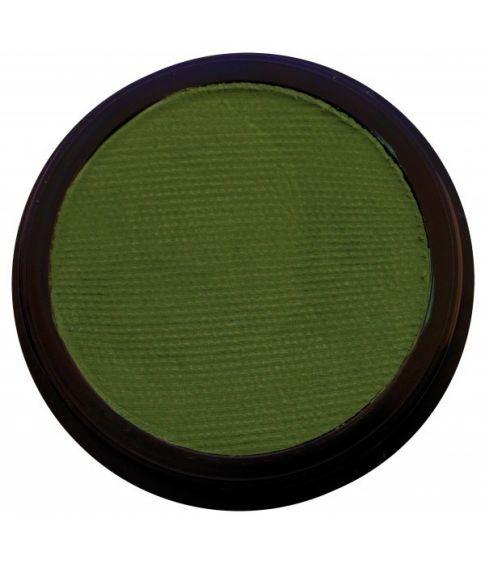 Eulenspiegel Mørkegrøn sminke, 20 ml.