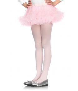 Pink tylskørt, barn