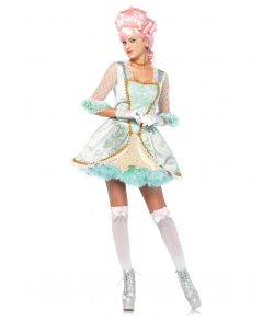 Marie Antoinette kostume