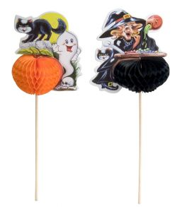 Cocktailsticks Halloween