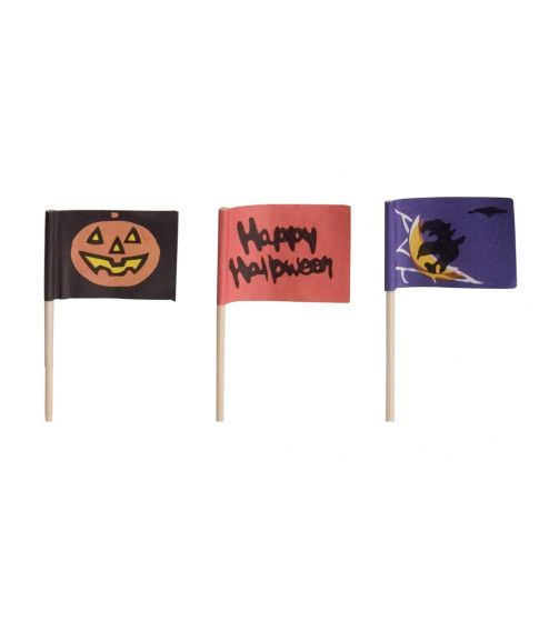 Kageflag Halloween