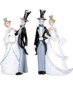 Brudepar klassisk