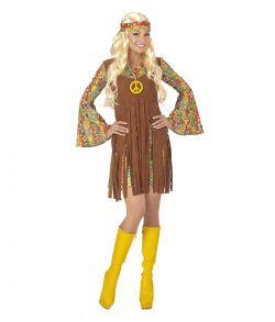 Hippie Girl kostume