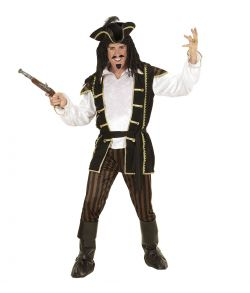 Pirate Captain kostume
