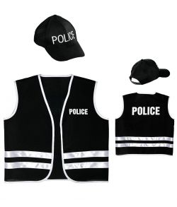 Politi udklædning
