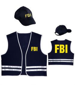 FBI udklædning