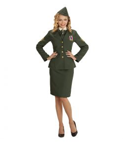 Army Officer kostume