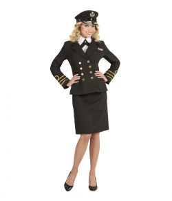 Navy Officer kostume