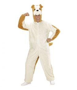 Bulldog kostume