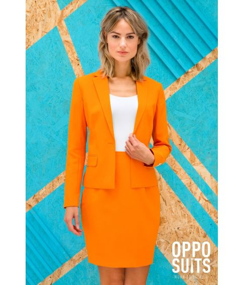 OppoSuit Miss Orange