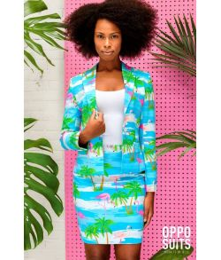OppoSuit Miss Flamingirl