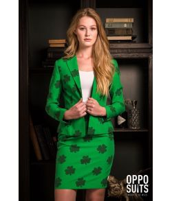 OppoSuit Miss St. Patrick's Girl