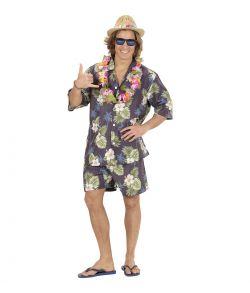 Hawaii skjorte og shorts