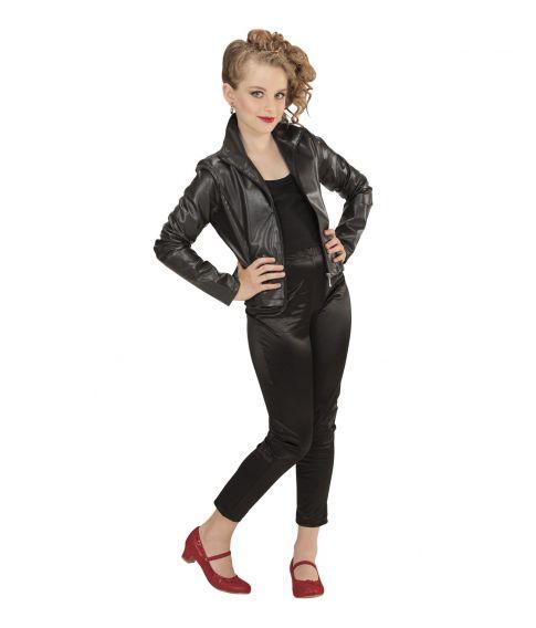 Greaser Girl kostume