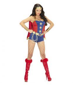 Super Power Girl kostume