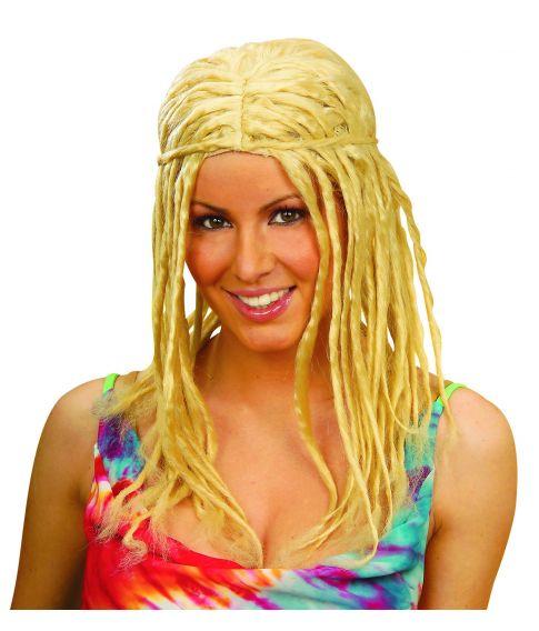 Blond Dreadlock paryk