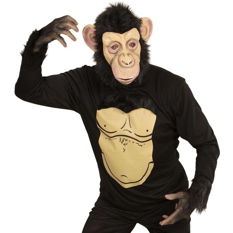 63cb9829ab6 Chimpanse kostume