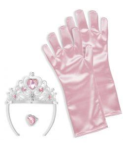 Pink Prinsessesæt