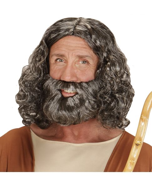 skæg og parykker