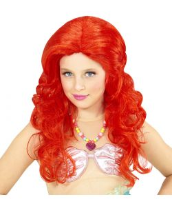 Rød Havfrueparyk, barn