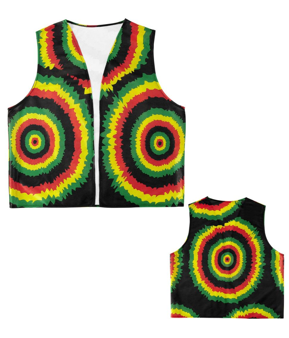 Rastafari Vest