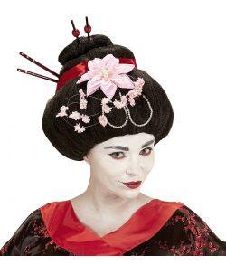 Geisha paryk