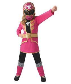 Pink Power Ranger kostume