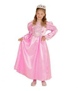 Pink Prinsesse kostume