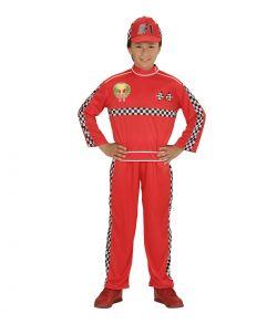F1 racerkører kostume