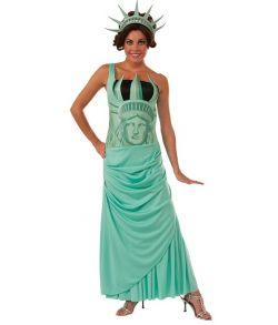 Lady Liberty kostume
