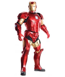 Iron Man Supreme kostume