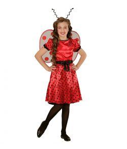 Mariehøne kostume