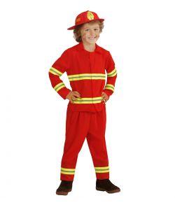 Brandmand kostume til drenge