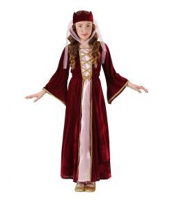 Middelalder Prinsesse kostume