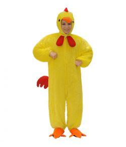Kyllinge kostume, gult