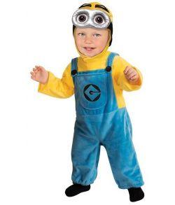 Minion Dave kostume