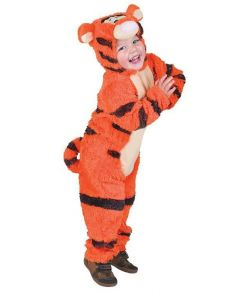 Tigerdyret kostume