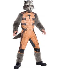 Rocket Raccoon kostume