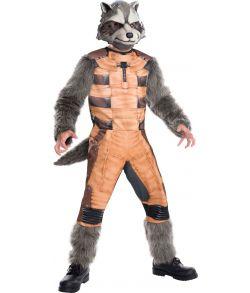 Rocket Raccoon kostume