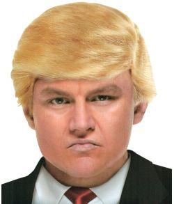 Donald Trump paryk