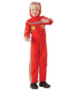 Lightning McQueen kostume