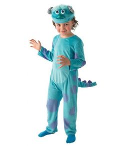 Sulley Monsters, Inc. kostume