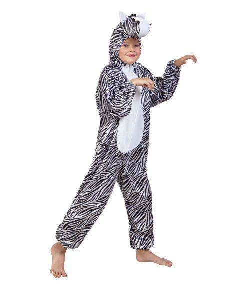 Zebra kostume