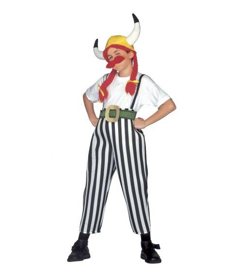 Obelix kostume til børn